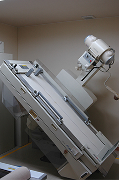 多方向X線装置